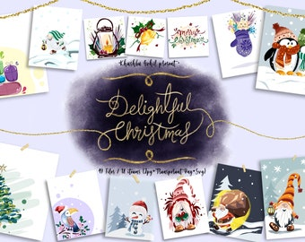 Delightful Christmas collection
