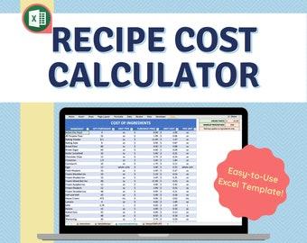 Cost Calculator Etsy