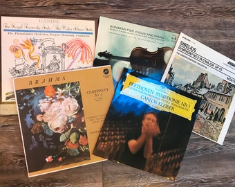 5 Used Classical Music Mystery Box