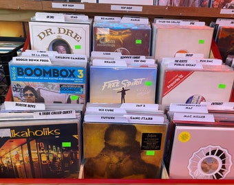 3 LP Custom Mystery Box