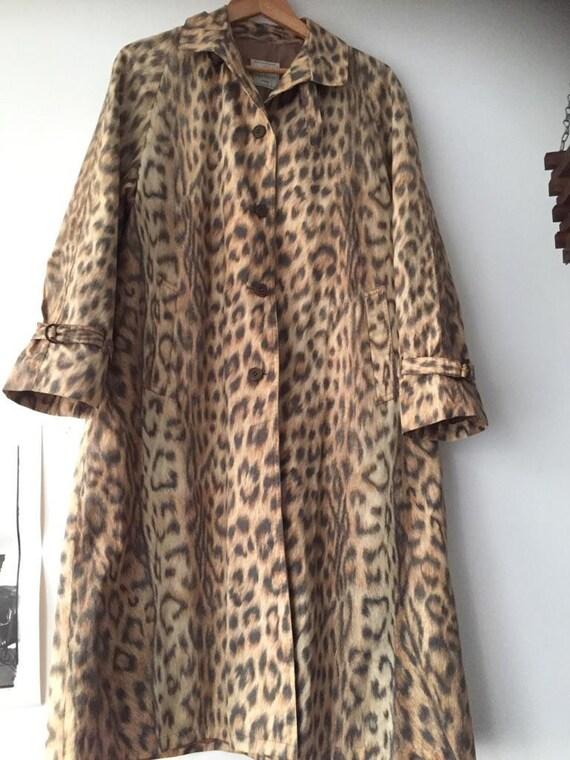 50's trench coat