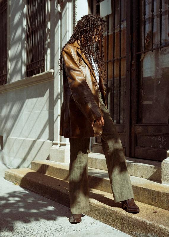 Vintage Ralph Lauren Tweed Trouser