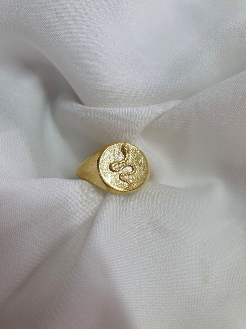 Sterling Silver Ring Snake Jewelry Adjustable Ring 925 Sterling Silver Ring Christmas Gift Gold Ring Snake Ring Silver Ring