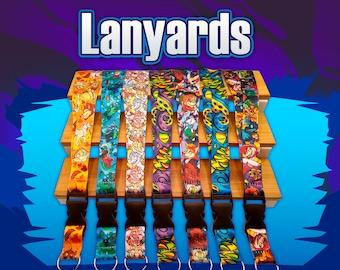 Lanyards // Furry Fantasy