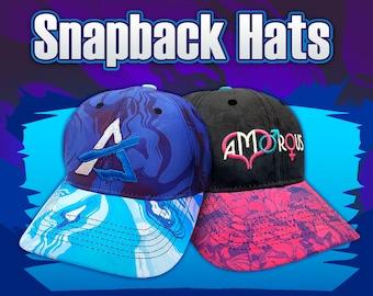 Snapback Hats // Furry Fantasy