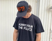 T-Shirt - Always Film The Police
