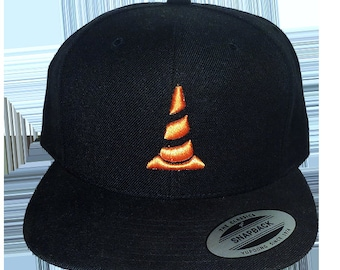 Snapback Hat - Cone