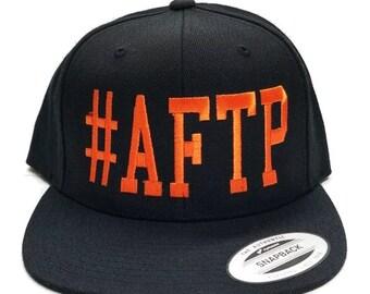 Snapback Hat - #AFTP