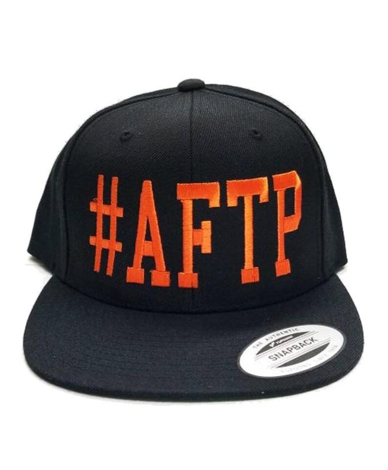 Snapback Hat  AFTP image 0