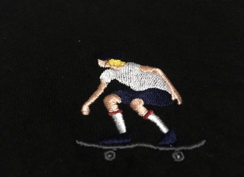 Japanese brand hide and seek skateboard streetwear