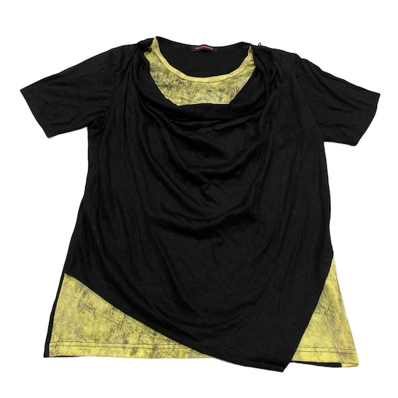 Vintage ALGONQUINS punk tshirts distressed