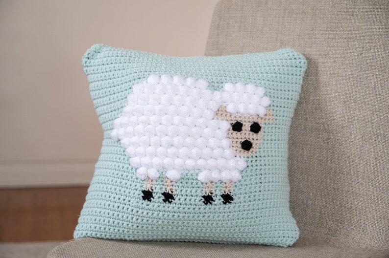 CROCHET PATTERNS Easter Bundle  Crochet Easter Pillow Patterns  Crochet Pillow  Crochet Easter Chick  Easter Basket Pattern  Sheep