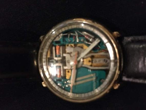 Vintage  Bulova Spaceview Watch