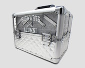 Harry Potter Custom Chest, store your jewelry, personal items, work tools, for the Make-up Artist, Eyelash Artist, Nail Artist on the Go
