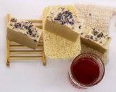 Oatmeal Honey Hemp Soap, All Natural Soap, Bar Soap, Handmade Soap, Homemade Soap, Cold Process Soap, Artisan Soap, Texas Soap, Bath Soap