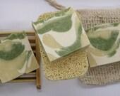 Green Dream Hemp Soap, All Natural Soap, Bar Soap, Handmade Soap, Homemade Soap, Cold Process Soap, Artisan Soap, Texas Soap, Bath Soap