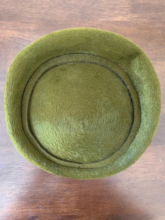 Elsa Schiaparelli vintage beaver fur hat - image 5