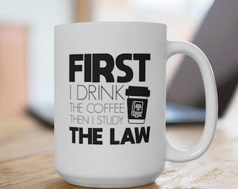 Lawyer Coffee Mug Etsy