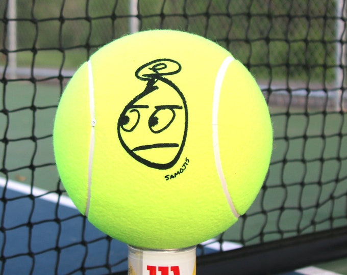 Mr. Samoji Logo Jumbo Ball