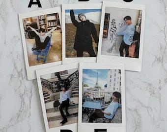 Drosera x Paris Amour Polaroid