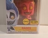 Disney Hercules Hot Topic Exclusive Hades Chase Funko Pop 381