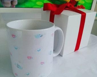 Animal Crossing New Horizons Chai Pastel Mug