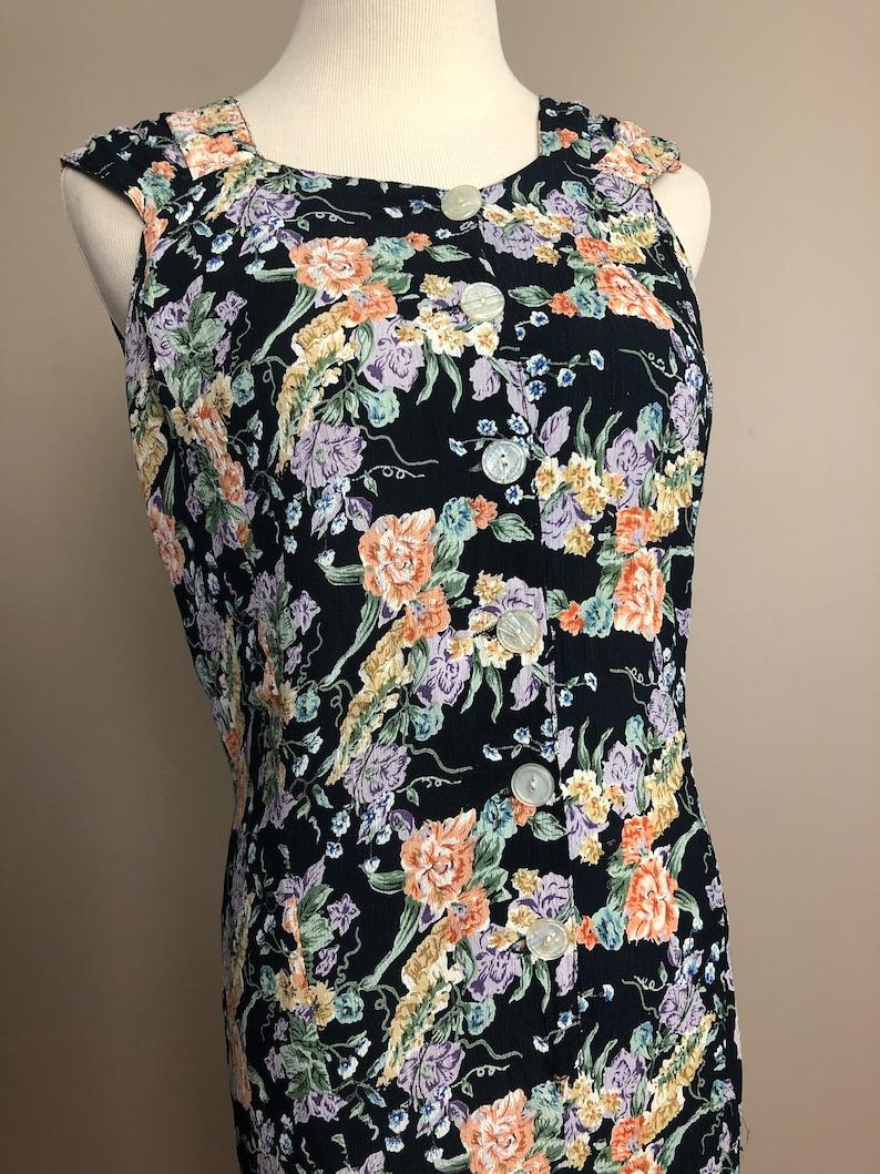 botanical crinkle jumpsuit