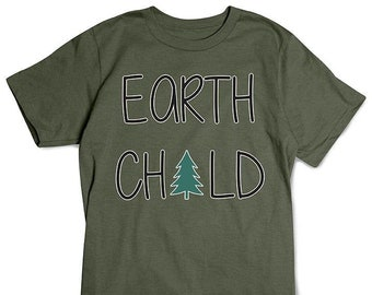 Planet Environment Earth Child Unisex Child/'s Long Sleeve T-Shirt Kindness
