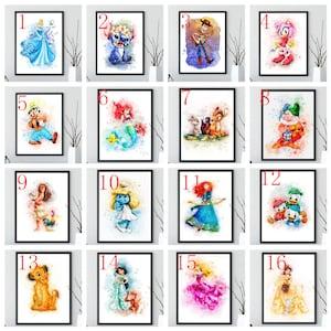 5D DIY Diamond Painting Cartoon SUPER MARIO Monkey Dinosaur 3D Diamond Painting Embroidery Cross Stitch Decor Painting Gift Family Decorates