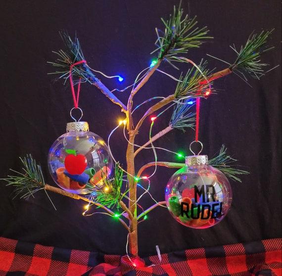 Teacher Eraser ornament