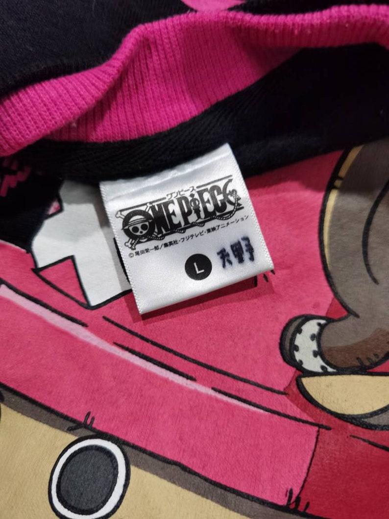Japanese Brand One Pieces Big Logo Sweatshirt