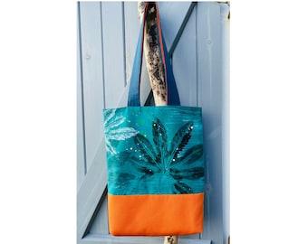 "Unic tote bag ""JULIO 1"""