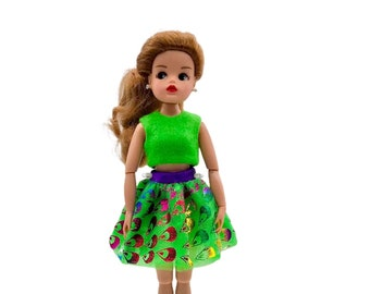 Party Skirt for Sindy & Kruselings dolls