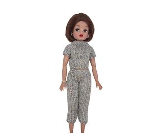 Top & Leggings for Sindy, Barbie and Kruselings dolls