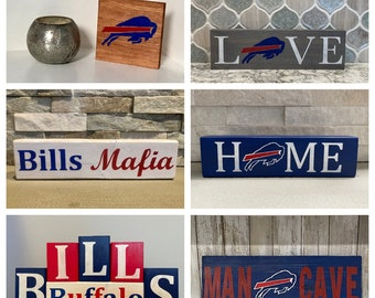 Buffalo Bills Decor Package