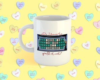 Do I have to Spell it out? 11oz Ceramic Coffee Mug Sexy Kinky Fetish Valentines