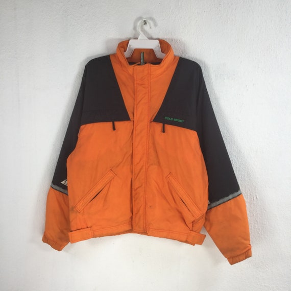 Vintage POLO SPORT Ralph Lauren Winter Jacket Larg