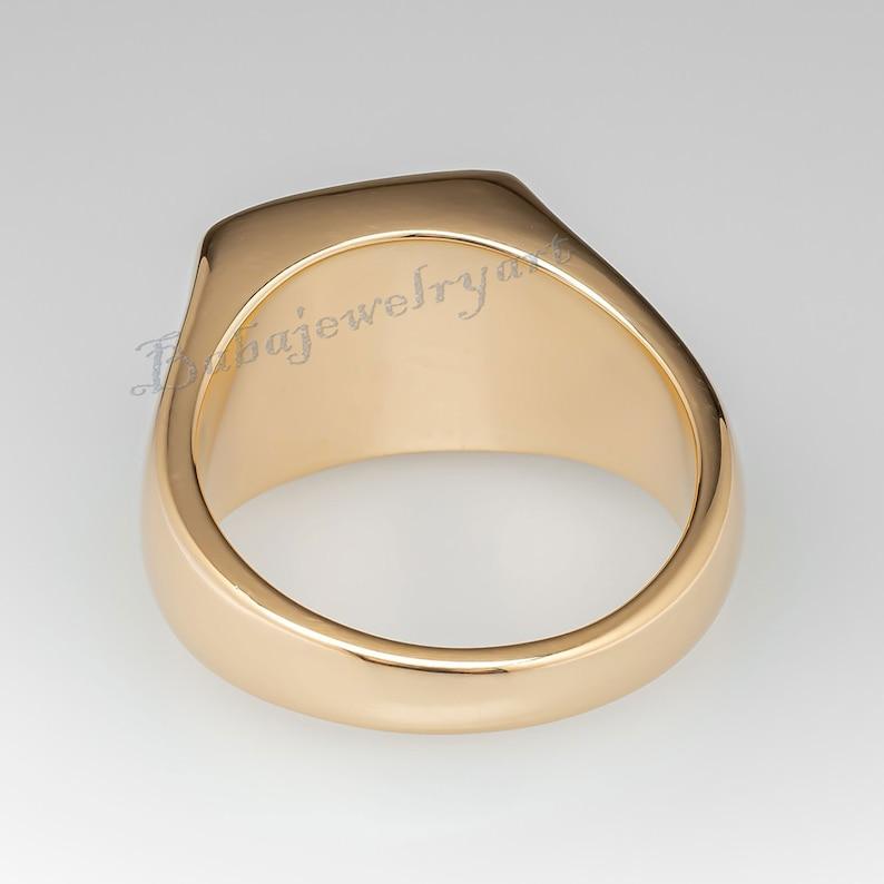 Antique silver Gold Bio Hazard ring Bio Hazard Ring Black Enamel Ring Sterling silver Ring Biohazard ring Bio Hazard symbol ring