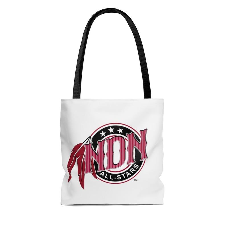 NDN All-Star #5 Albert Chief Bender Tote Bag
