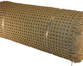 Cane Webbing, 24 quot Standard Size 1 2 quot Fine Open Mesh Choose your length - up to 10 Feet Lengths