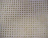 Cane Webbing 1 2 quot , 18 quot Standard Size Fine Open Mesh Choose your size - up to 10 Feet Lengths