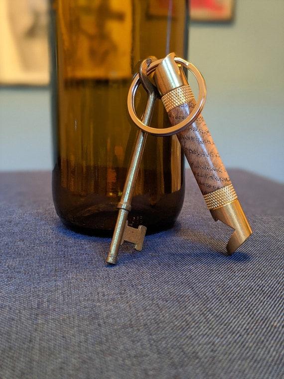 White Oak Bottle Opener