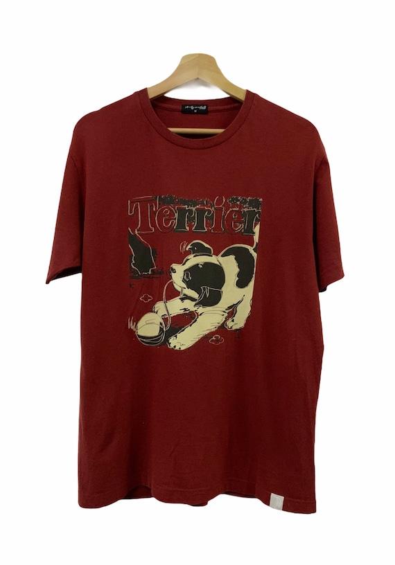 Andy Warhol 'Terrier' Art Tshirt