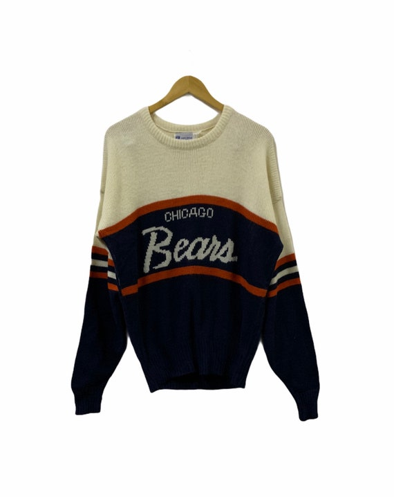 Vintage Chicago Bears NFL Knitted Sweater