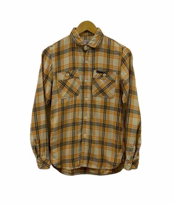 Hysteric Glamour Flannel Shirt