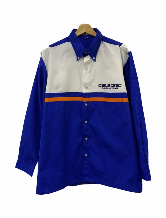 Calsonic Racing Team Pit Shirt