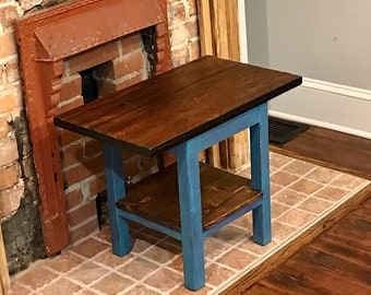 Vintage French Vanity Rustic Bench, Reclaimed wood Bench, Old Chalk Paint Late 19th Century Farm House Table, Reclaimed Lath Wood Planks