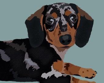 Pet Vector Digital Art