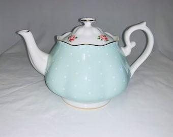 Royal Albert - Polka Rose, large 6-8 cup teapot
