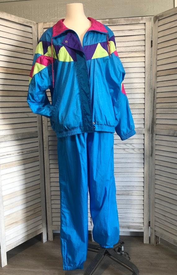 Vintage Lavon Track Suit / 2 Piece Women's Track S